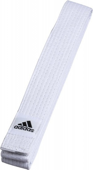 Judo Band Club White Size 300 cm