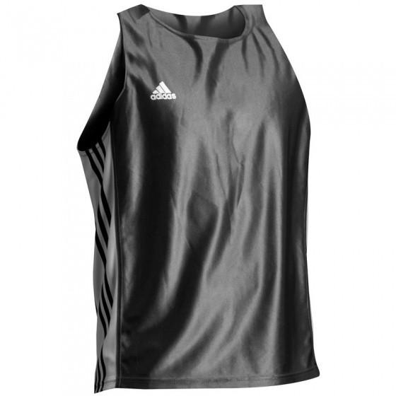 Boxing Tank Top Amateur Polyester Black Size Xs