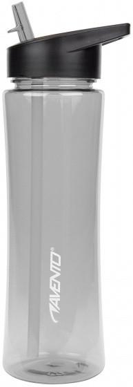 Drinking Bottle Unisex 0.66 Liter Gray