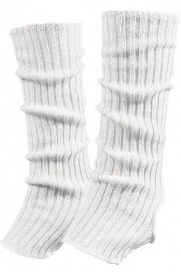 Single Warmers White 40 cm