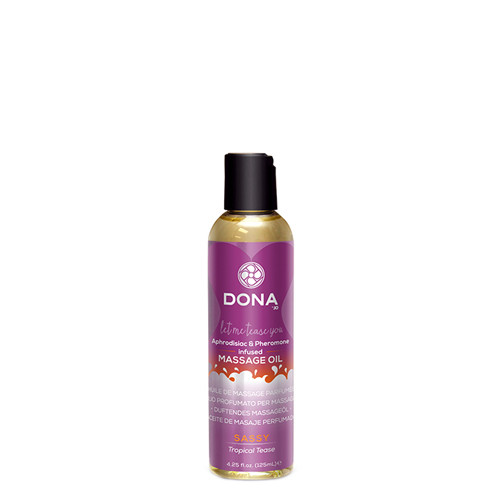 Dona Scented Massage Oil Perky