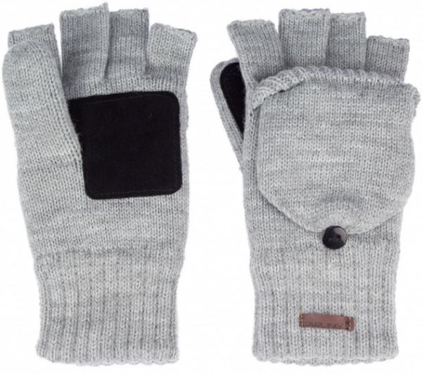 Gloves Noël Acrylic Grey Size 8