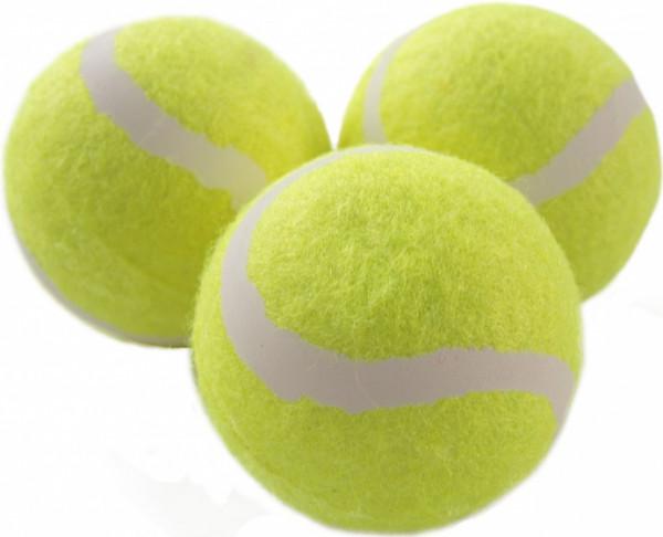 Tennis Balls Magic-Sports Yellow 3 Pieces