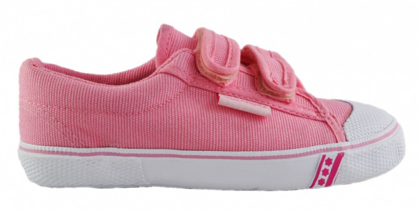 Gym Shoes Frankfurt Girls Pink Size 23