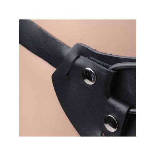 Strict Leather Two-Strap Dildo Harness
