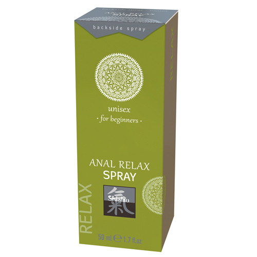 Anal Relax Spray - For Beginners