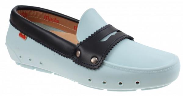 Mocklite Penny Instappers Ladies Light Blue Mt 36
