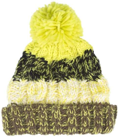 Hat Olaf Boys Lime One Size