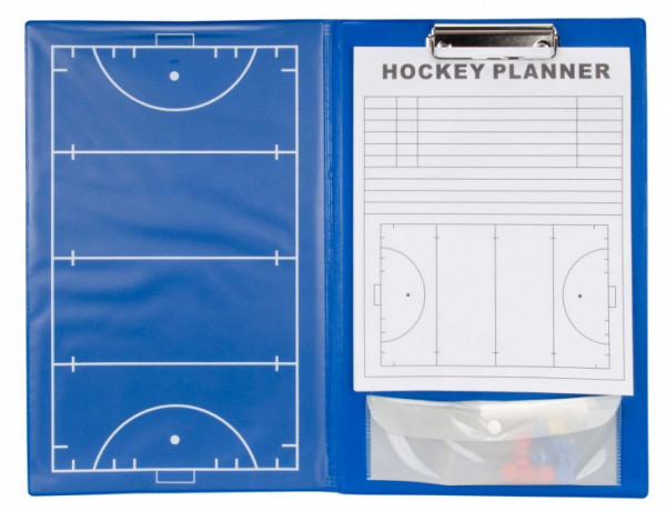 Coachmap Hockey Magnetic 36 cm Blue