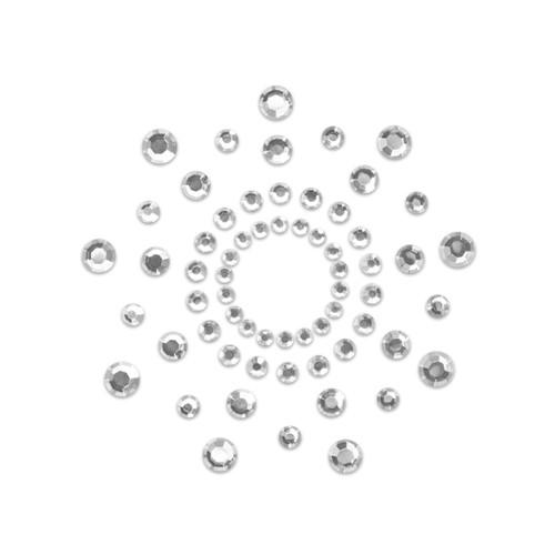 Mimi Nipple Covers - Silver