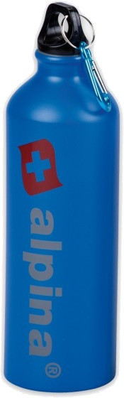 Drink Bottle 750 Ml Aluminum Blue