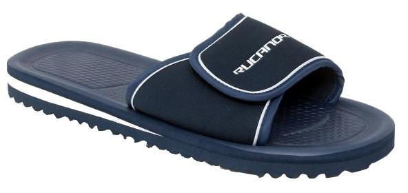 Slippers Santander Unisex Dark Blue Size 37
