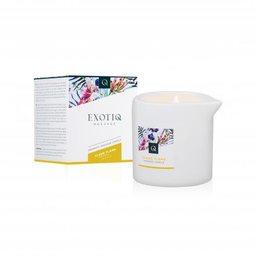 Exotiq Massage Candle Ylang Ylang - 60g