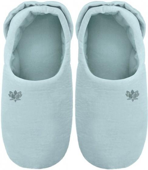 Warmers Silke Ladies Light Blue Size 36-41