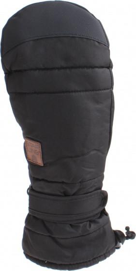 Ski Mitts Deluxe Nieve Black Size 10 / Xl