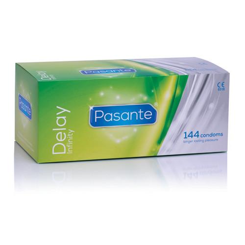 Pasante Delay condoms 144 pcs