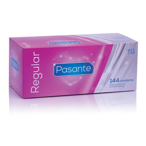 Pasante Regular condoms 144 pcs