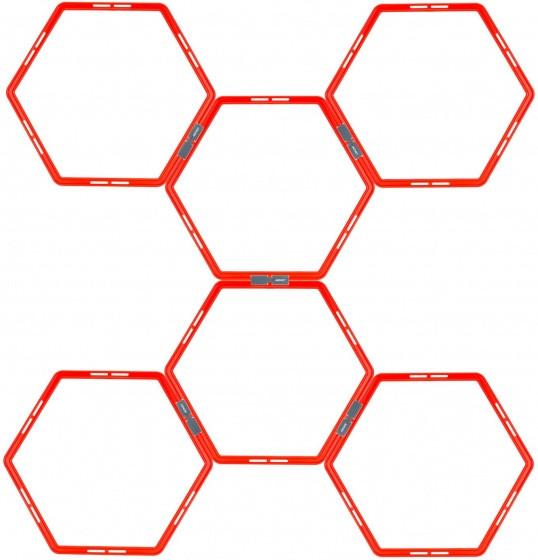 Training Frame Hexagon 6 Pieces