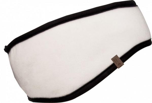 Headband Snowflake 2 White