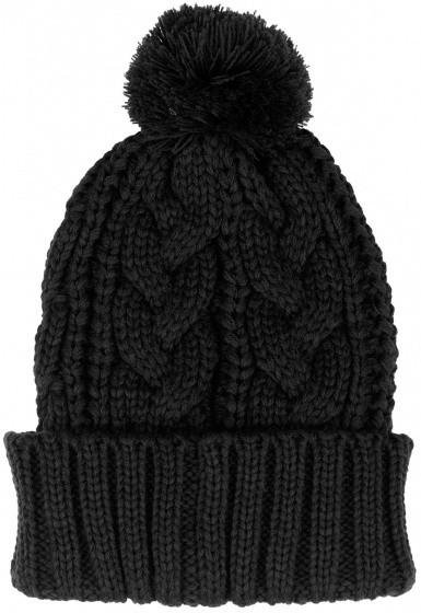 Hat Women North Black