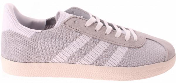 Sneakers Gazelle Primeknit Unisex Gray Size 36 2/3