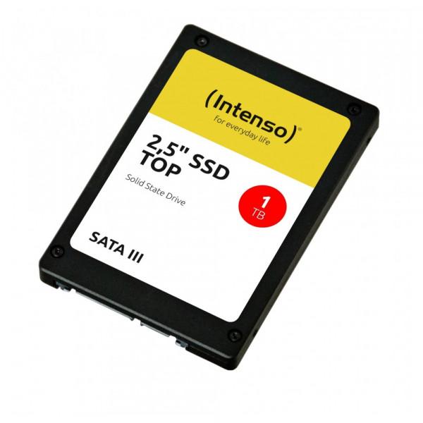 "SSD 2.5"" 1TB Intenso Top Performance"