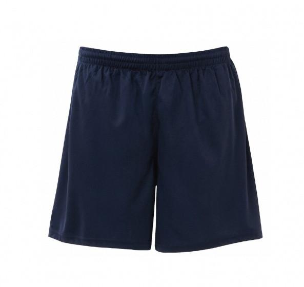 Case Shorts Unisex Blue Size S