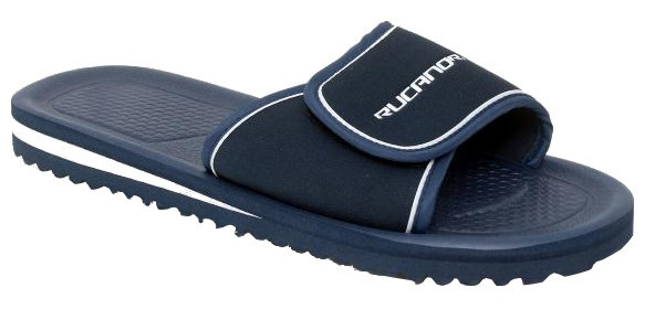Slippers Santander Unisex Dark Blue Size 44