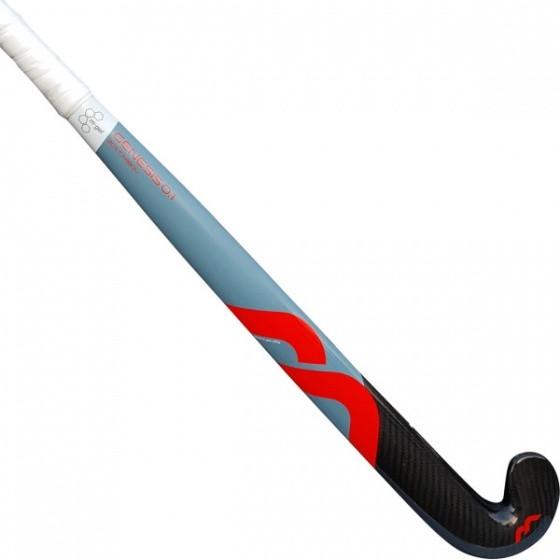Hockey Stick Genesis 0.1 Black / Red / Gray 36.5 Inch