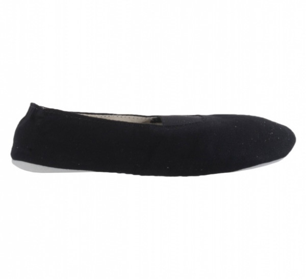 Sneakers Rythmic Camvas/Leather Black Size 43