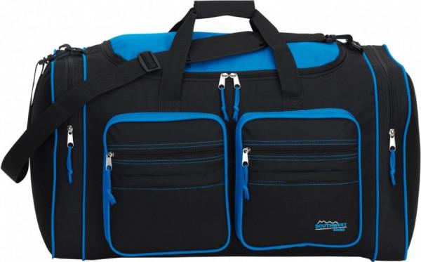 Sports Bag Southwest Bound 71.5 Liters Black / Blue