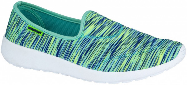 Cationic Instappers Ladies Green Size 41