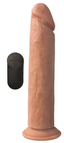 XL Realistic Vibrating Dildo With Suction Cup