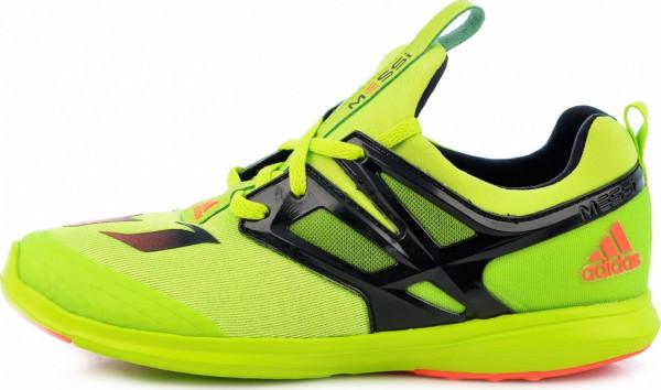 Street Soccer Messi K Junior Green Size 39 1/3