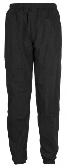 Long Shorts Elton Unisex Black Size M