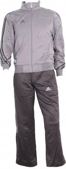 Training Suit Jersey Black / Gray Unisex Size Xs