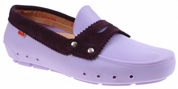 Mocklite Penny Instappers Ladies Purple Mt 35