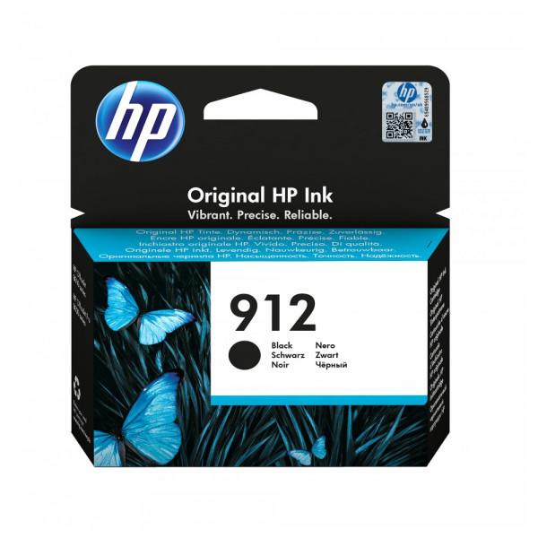 Tinte HP 912 - Black - 3yl80ae