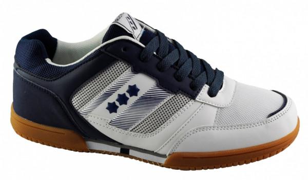 Indoor Shoes Silvan Unisex Blue / White Size 42