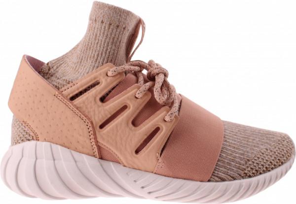 Sneakers Tubular Doom Men Brown / Salmon Pink Size 46