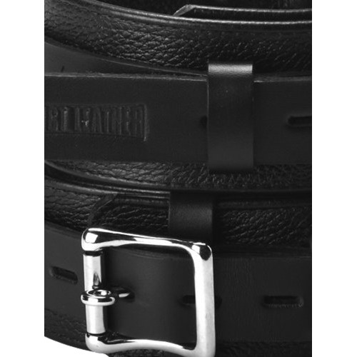 Strict Leather Deluxe Locking Thigh Cuffs