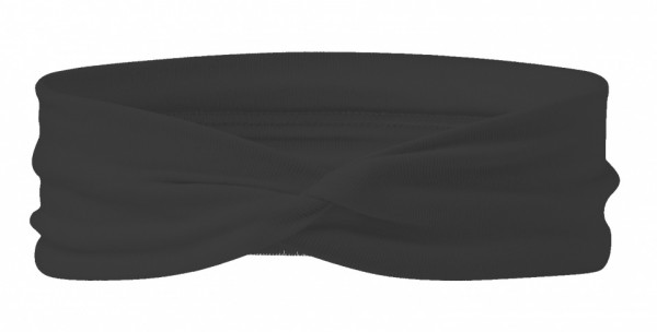 Hair Band Classic Black One Size