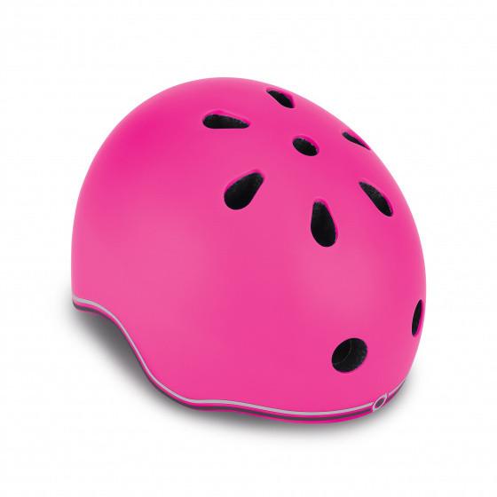 Helmet Evo Lights Size 45/51 cm Pink