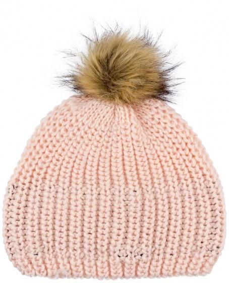 Hat Elsa Girls Light Pink Size One Size