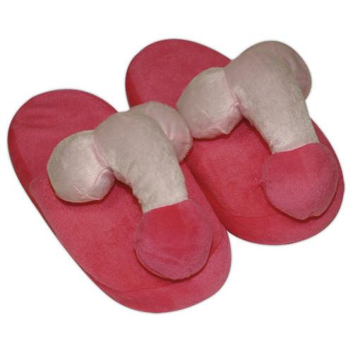 Plush slippers Willie