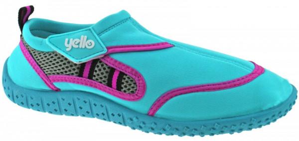 Water Boots Aqua Berry Junior Blue Size 29