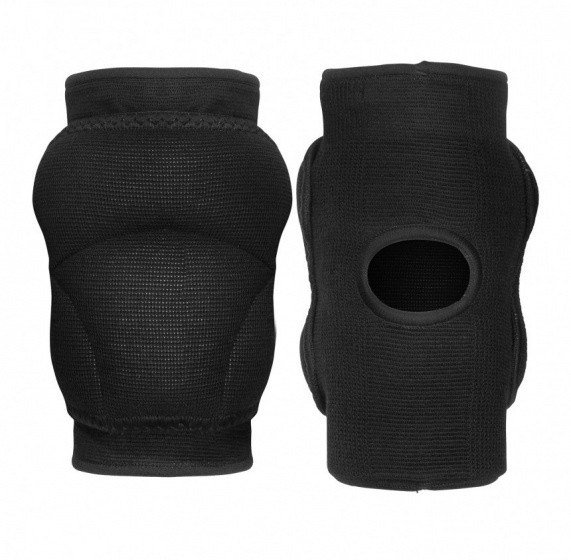 Knee Protection Black Size S