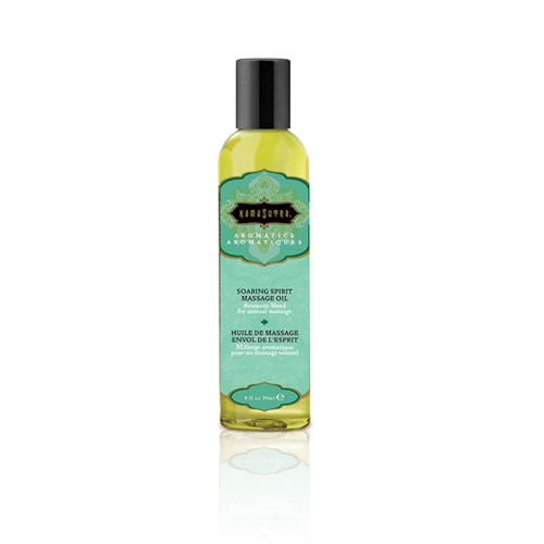 Aromatic Massage Oil - Soaring Spirit 59 ml