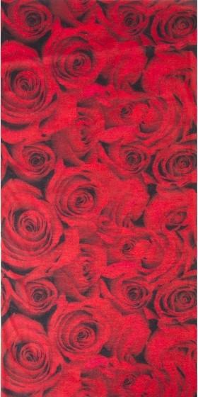 Bandana Roses Red