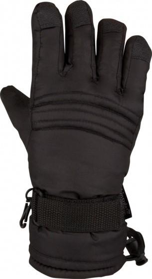 Ski Gloves Taslan Sven Jr Junior Black Size 6